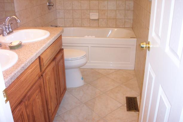 Pallotta Home Improvements Remodeled Bathroom 3